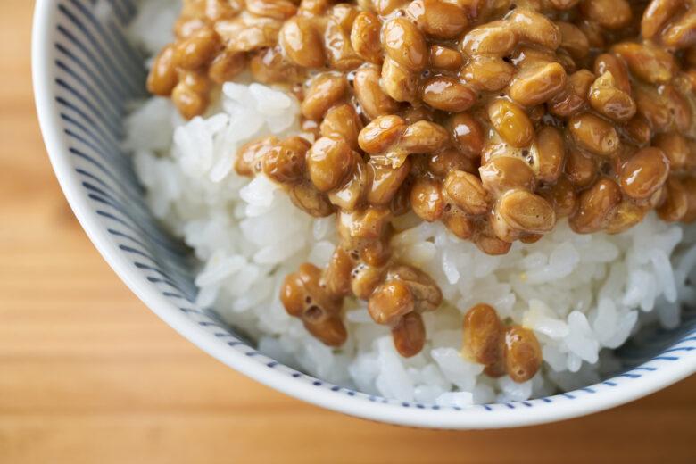 納豆が原因で体から納豆の臭いがすることはない