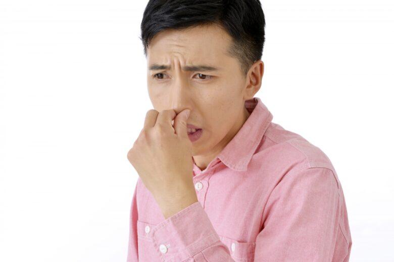 人には聞きづらい。加齢臭のセルフチェック方法をご紹介