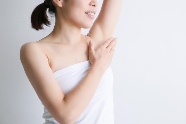 酸っぱい臭いの汗に効果的な方法