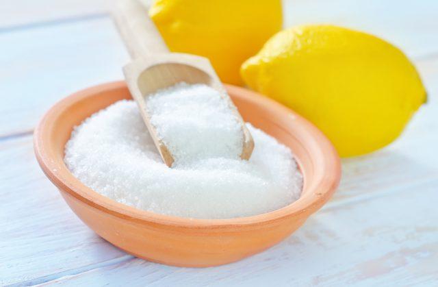 体臭はクエン酸で消す!食事やお風呂でできるニオイ対策