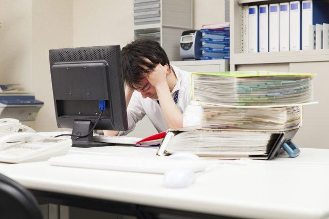ストレスの溜めすぎは疲労臭の原因に!臭い対策は生活習慣の改善から