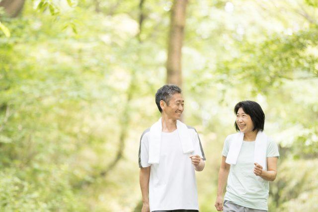 加齢臭は適度な運動で予防!今からできる臭い対策を紹介