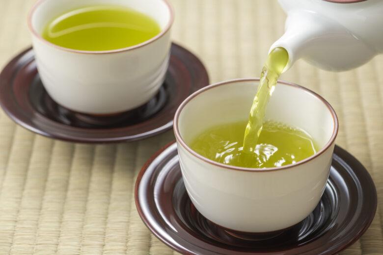 お茶で体臭対策!消臭・抗菌におすすめのお茶を紹介