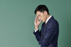 耳の汗臭さに悩む男性